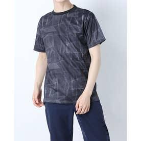 総柄ドライTシャツ (A)
