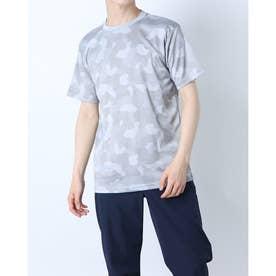 総柄ドライTシャツ (D)