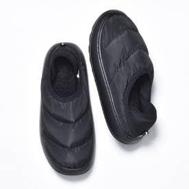 中綿スニーカー (ブラック)