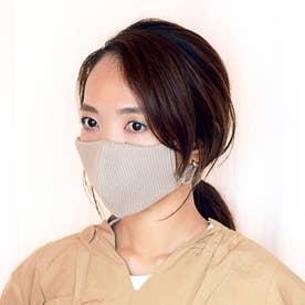 男女兼用ワッフルコットンマスク (三枚セット)【返品不可】【返品不可商品】
