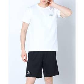 メンズ サッカー/フットサル 半袖シャツ NT CHIBI LOGO Tシャツ 8211-18410 (ホワイト)