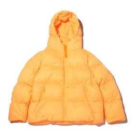 SVEA Short Padded Hood Jacket (ORANGE)