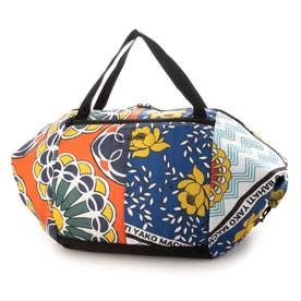丸洗いできるバッグ 買い物レジかごバッグ (KANGA)B7118