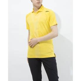 メンズ ゴルフ 半袖シャツ パフォーマンスジャガードシャツ ツアーフラッグシップモデル TSMC2100 0353178520 (イエロー)