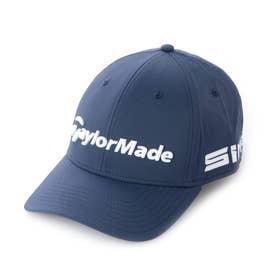 メンズ ゴルフ キャップ ツアーレーダーキャップ TA843 (ネイビー)