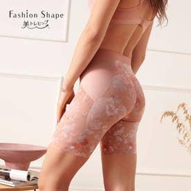 ファッションシェイプ 529 美トレヒップ ロングガードル 【返品不可商品】 (オレンジ)