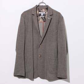 EVALET Linen And Go JACKET (BROWN)