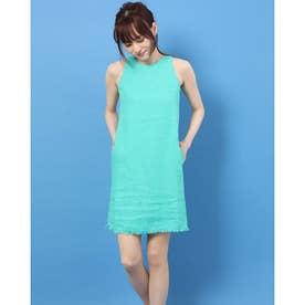 TWO PALMS S/L SHORT DRESS (JACUZZI)