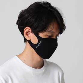 抗菌防臭 ホールガーメント(R)マスク【返品不可商品】(ブラック)