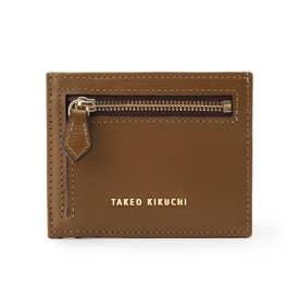 マイクロ 財布 (ブラウン)