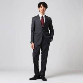 【Sサイズ-】シャドーオルタネイトストライプスーツ (チャコールグレー)