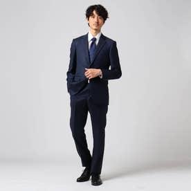 【Sサイズ~】シャイニーシャークピンヘッドスーツ (ダークネイビー)