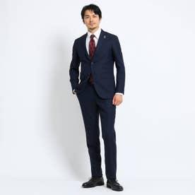 【Sサイズ-】檜垣紋 スーツ (ネイビー)