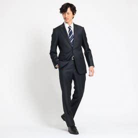 【Sサイズ~】シャイニーシャークピンヘッド スーツ (チャコールグレー)