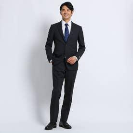 【Sサイズ~】シャドーストライプ スーツ Material using CORDURA (ブラック)