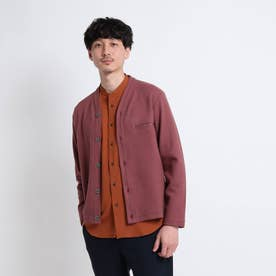 【Sサイズ~】コットンサマーニットカーディガン (ラズベリーピンク)