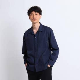 【Sサイズ~】クレンゼ(R)ユーティリティーシャツ (ネイビー)