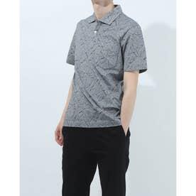半袖襟付きシャツ (コン)