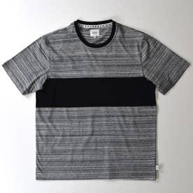 半袖クルーネックTシャツ (杢グレー)
