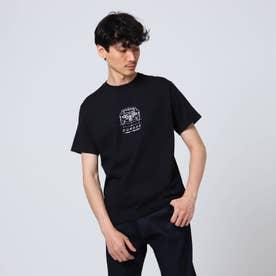 tomica コラボ 「トヨタ 2000GT」 Tシャツ (ブラック)