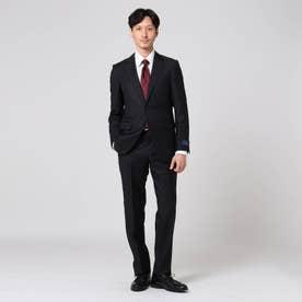【Sサイズ~】シャドーオルタネイトストライプ スーツ (ブラック)