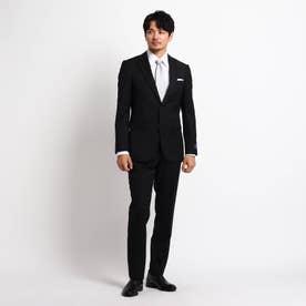 【Sサイズ~】サージ スーツ (ブラック)