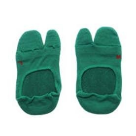 たびりら靴下#01 (カエル(緑))