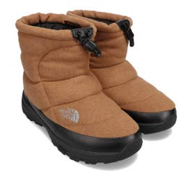 NUPTSE BOOTIE WOOL SHORT V (BROWN)