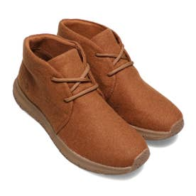 VELOCITY WOOL CHUKKA GTX INVISIBLE FIT (BROWN)