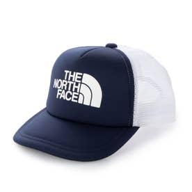 ジュニア トレッキング 帽子 Kids' Logo Mesh Cap(キッズロゴメッシュキャップ) NNJ01911 (ブルー)