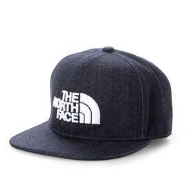 ジュニア トレッキング 帽子 Kids Trucker Cap (キッズトラッカーキャップ) NNJ41805 (ブルー)