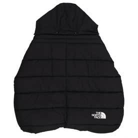 ジュニア トレッキング アクセサリー Baby Shell Blanket (ベビーシェルブランケット) NNB71901 (ブラック)