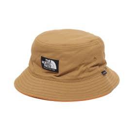 REVERSIBLE FLEECE BUCKET HAT (BROWN)