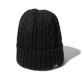 CABLE BEANIE (BLACK)