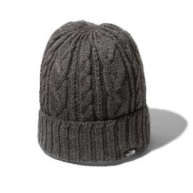 CABLE BEANIE (CHARCOAL)