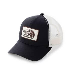 トレッキング 帽子 Trucker Mesh Cap(トラッカーメッシュキャップ) NN02043 (ブラック)