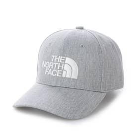 トレッキング 帽子 TNF Logo Cap(TNFロゴキャップ) NN02135 (グレー)