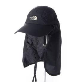 THE NORTH FACE/ノースフェイス キャップ SUNSHIELD CAP NN02104 (ブラック)