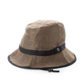 THE NORTH FACE/ノースフェイス UV対策ハイクハットHIKE Hat NN01815 (ブラウン)