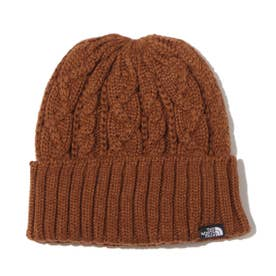 CABLE BEANIE (BROWN)