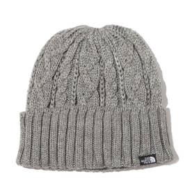 CABLE BEANIE (GRAY)