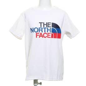 ジュニア 半袖機能Tシャツ S/S TNF LOGO TEE NTJ12024