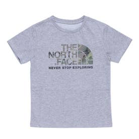 ジュニア 半袖Tシャツ S/S CAMO LOGO TEE NTJ31992