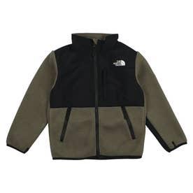ジュニア アウトドア ウェア Denali Jacket(デナリジャケット) NAJ71943 (ブラウン)