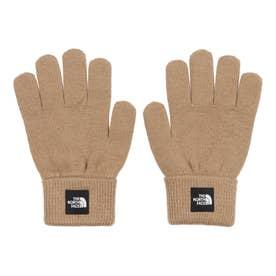ジュニア アウトドア ウェア Kids Knit Glove(キッズニットグローブ) NNJ61907 (カーキ)