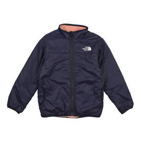 ジュニア アウトドア 中綿ジャケット Reversible Jacket NYJ82032 (ネイビー)