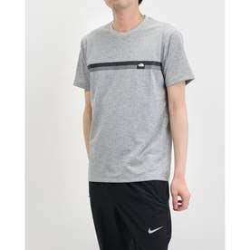 メンズ 陸上/ランニング 半袖Tシャツ S/S BOX LG LINE T NT32086
