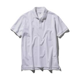 S/S COOL BUSINESS POLO (WHITE)