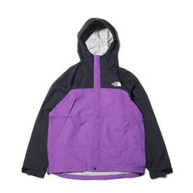 DOT SHOT JACKET (PURPLE)