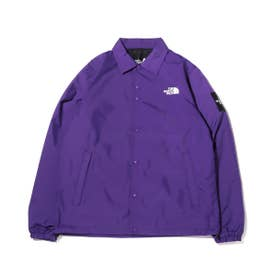 THE COACH JACKET (PURPLE)